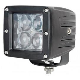 Светодиодная фара рабочего света 12 Вт с 5D линзами Spot