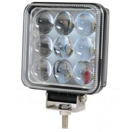 Светодиодная фара рабочего света 27 Вт 4D линзы Spot