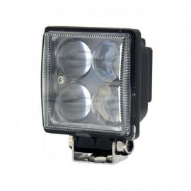Светодиодная фара рабочего света 12 Вт 4 D линзы Spot