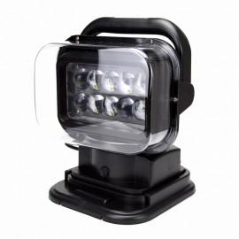 Фара-искатель светодиодный с ПДУ 50 Вт