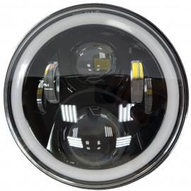 Светодиодные фары головного света 7 дюймов (к-т)